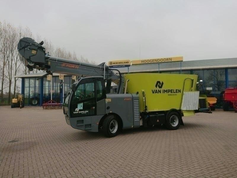 Storti SW200 geleverd aan Loonbedrijf A.N. van Impelen
