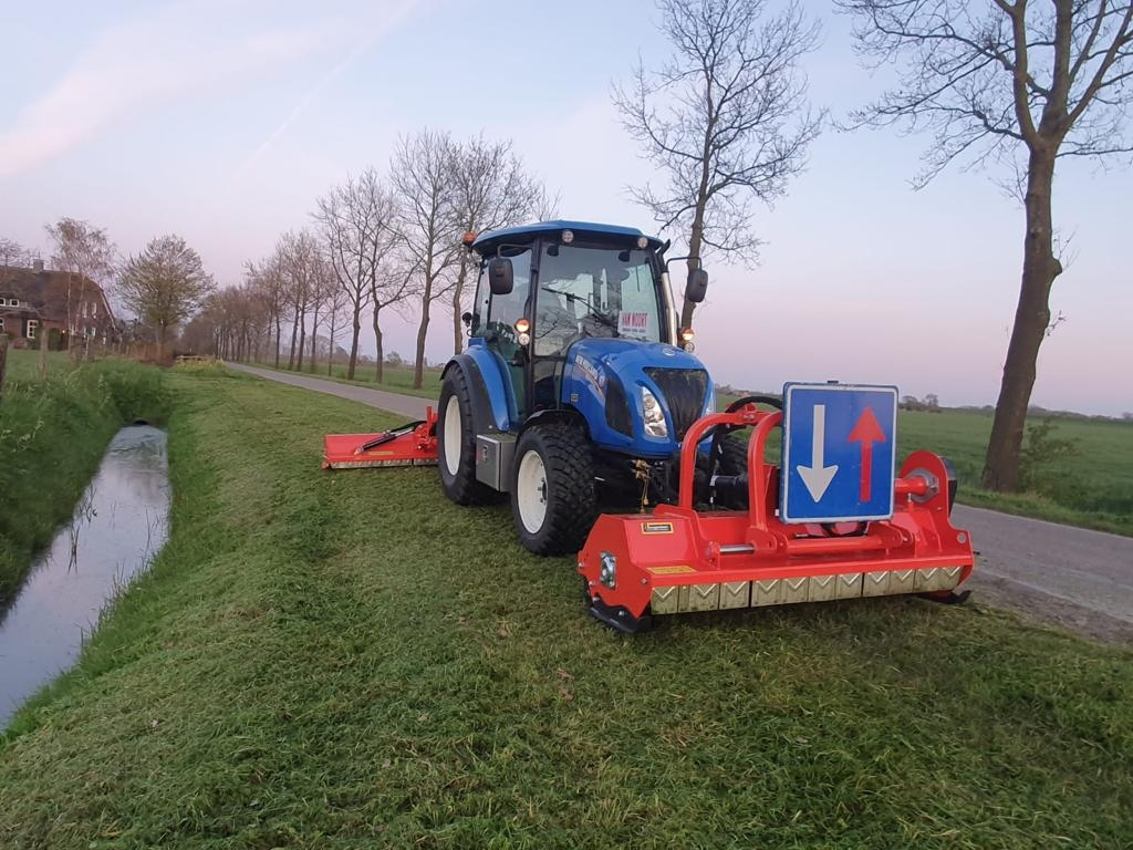 Combinatie klepelmaaiers afgeleverd aan Van Noort Schalkwijk