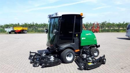 Ransomes MP493C cirkelmaaier geleverd aan Meijer Groen