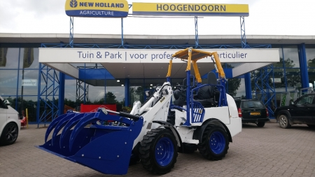 Weidemann 1160CX35 Van Dijk Woerden