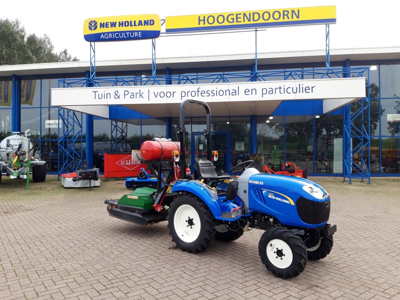 Boomer 25 geleverd aan Meijer Groen B.V. Houten