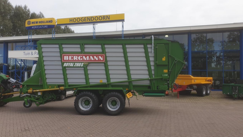 Bergmann Royal 280S Opraapwagen afgeleverd bij Fam. Bos-Kuijt IJsselstein