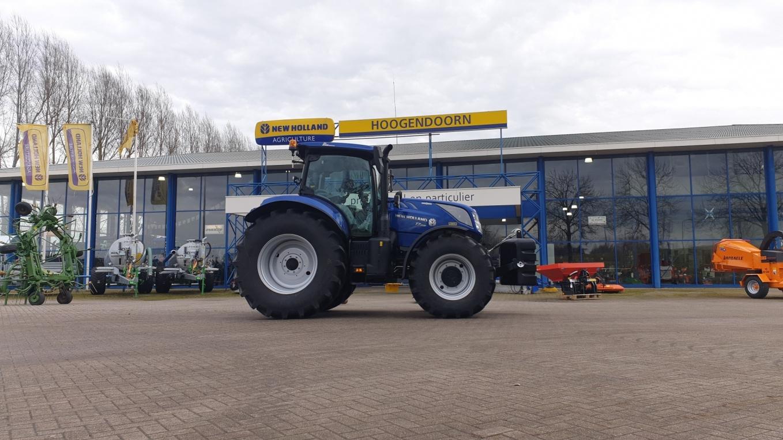 New Holland T7.225 Blue Power afgeleverd aan Fam Sturkenboom