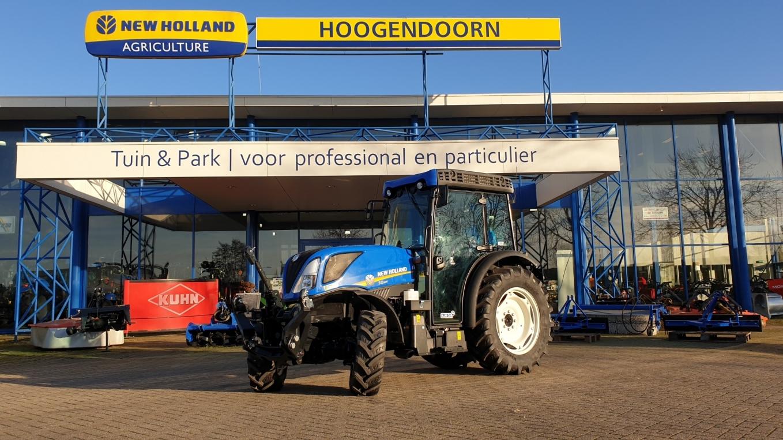 New Holland T4.110N Blue Cab geleverd aan Vernooy Katteveld