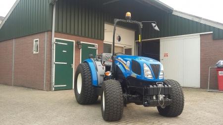 New Holland T3.65F voor Zilfia