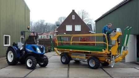 T4.80V + N.Blosi Hoogwerker Stigter Jaarsveld